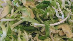 Smuk, Grøn Salat
