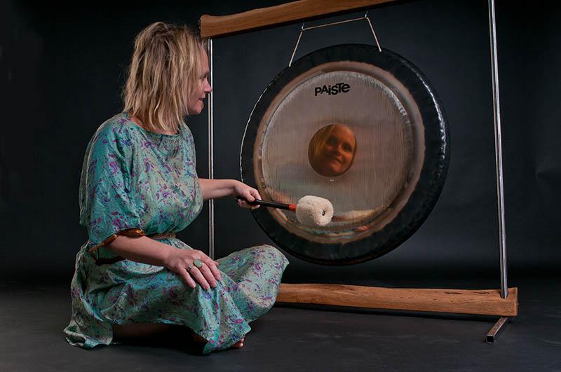 Blid yoga og gongbad